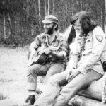 vľavo Jim, vpravo Šaman (z KE, samotár, predtým T.O. Čiernonožci)