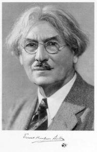 Ernst Thompson Seton (14.8.1860-23.10.1946)