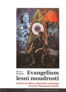 obálka knihy Evangelium lesní moudrosti