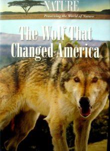 obal DVD dokumentu Vlk, ktorý zmenil Ameriku (2008)