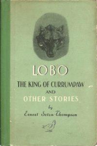 obálka knihy Lobo, kráľ Currumpawy a iné príbehy