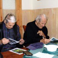 Šaman Myšina (86 vpravo) a Stanley (85)