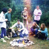 Tábor ochrancov prírody Jarabiná (1994)