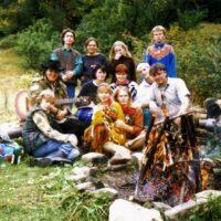 trampská svadba na Baranidle - Mamut & Reňa (1995)