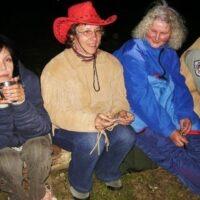 18. výročný oheň T.O. Severka v Legnave (2008)