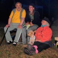 25. výročný oheň T.O. Severka v Medzibrodí (2015)