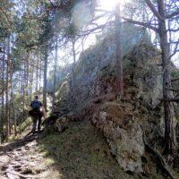 veľká skala na Veľkej skale