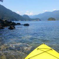 Vancouver / zálivy Pacifiku