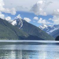 do 150 km / Chilliwack Lake