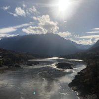 do 500 km / Fraser River