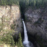 do 500 km / Spahats Falls