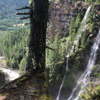 do 500 km / Spahats Creek