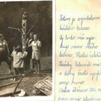 z kroniky OTŠ Hadie údolie, 1968