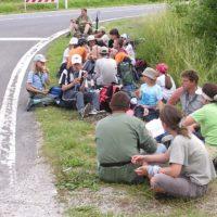 výprava detského tábora, 2004