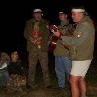 18. výročný oheň T.O. Severka (2008)