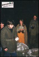Krst kazety OC 1993