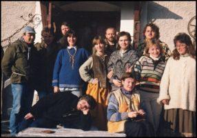 redaktori a spolupracovníci Severky (1993)