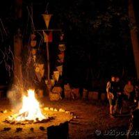 slávnostný oheň