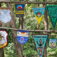 vlajky účastníkov