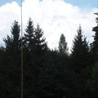táborisko Kunžak - Lomy
