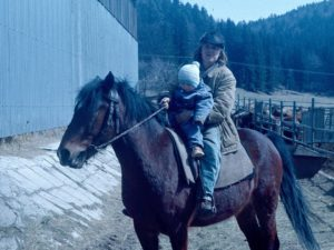 na Ovsíkovi, Veľká lúka 1992