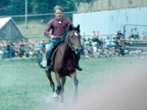prvé rodeo na Muráni, Veľká lúka 1992